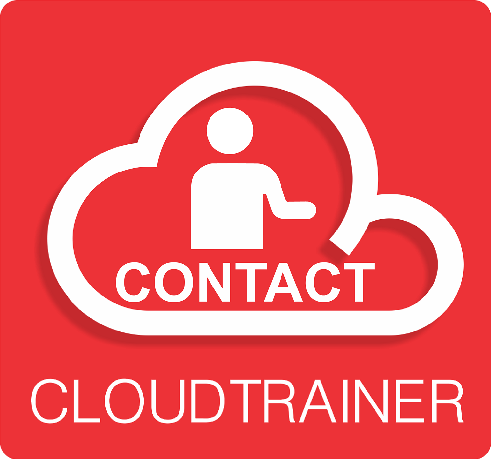 COBIT 5 Foundation Cloudtrainer CONTACT Image